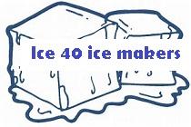 ice 40 ice machines