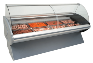MEAT-CURVED-GLASS deli display