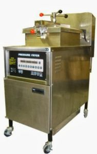 pressure fryer - PFE600 Pump