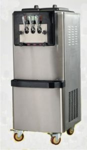 geokit ice cream machine BX418CER