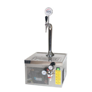 1 Tap Mini Lady (Counter Top) beer dispenser