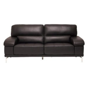 Adaline Sofa Suite - Leather Uppers