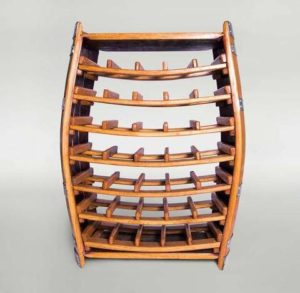 Wine Rack - 35 Bottle
